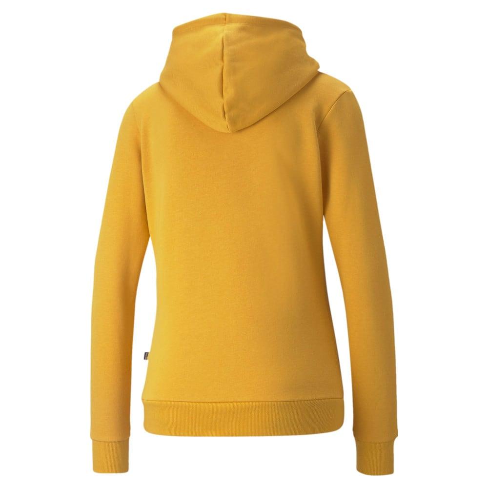 Изображение Puma Толстовка Essentials Logo FL Women's Hoodie #2
