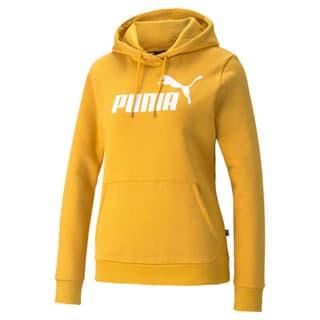 Зображення Puma Толстовка Essentials Logo FL Women's Hoodie