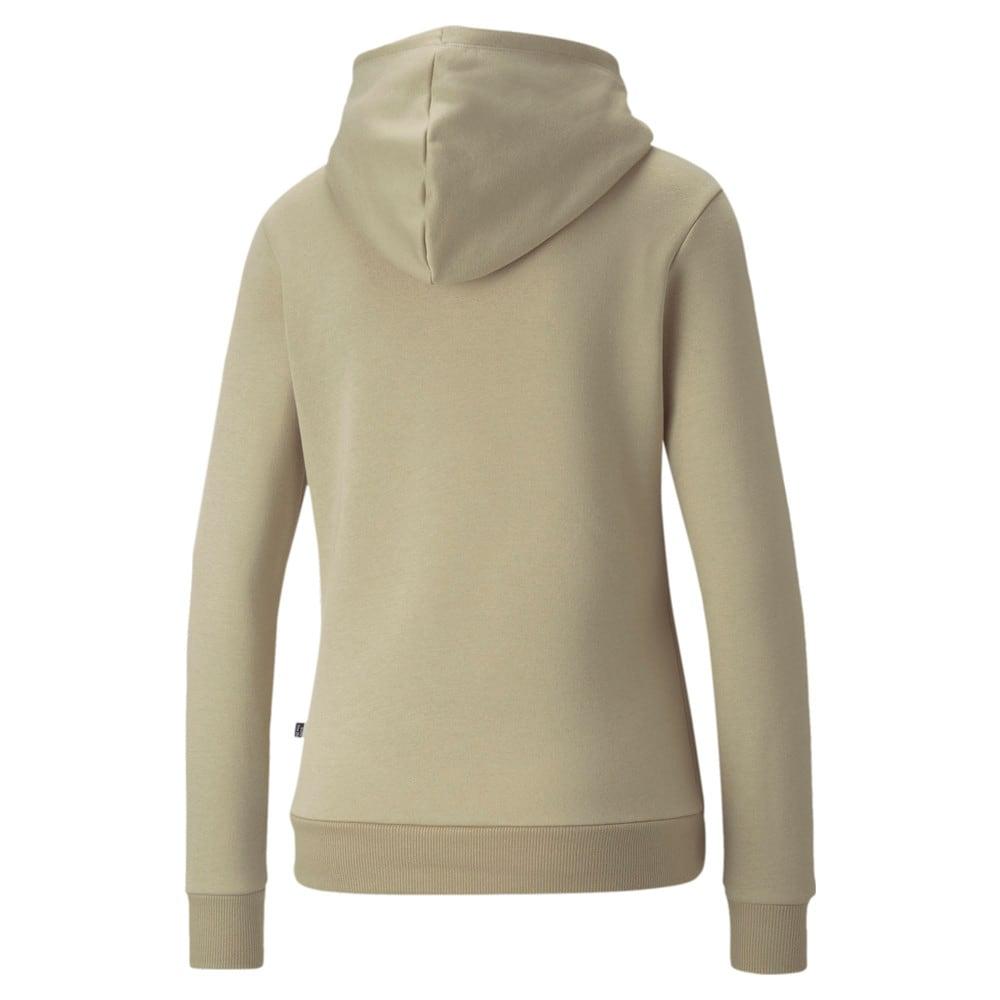 Зображення Puma Толстовка Essentials Logo FL Women's Hoodie #2: Spray Green