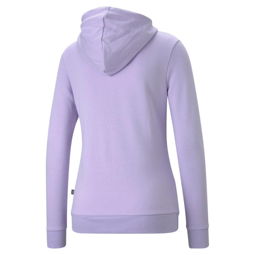 Изображение Puma Толстовка Essentials Big Logo Women's Hoodie #2