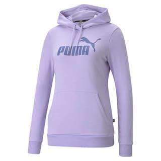 Image PUMA Moletom com Capuz Essentials Big Logo Feminino