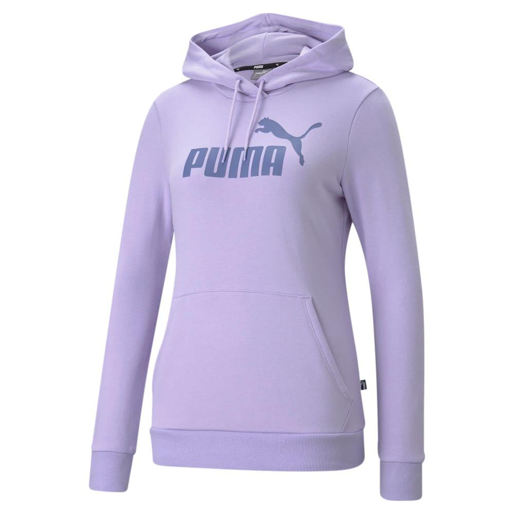 Изображение Puma Толстовка Essentials Big Logo Women's Hoodie #1