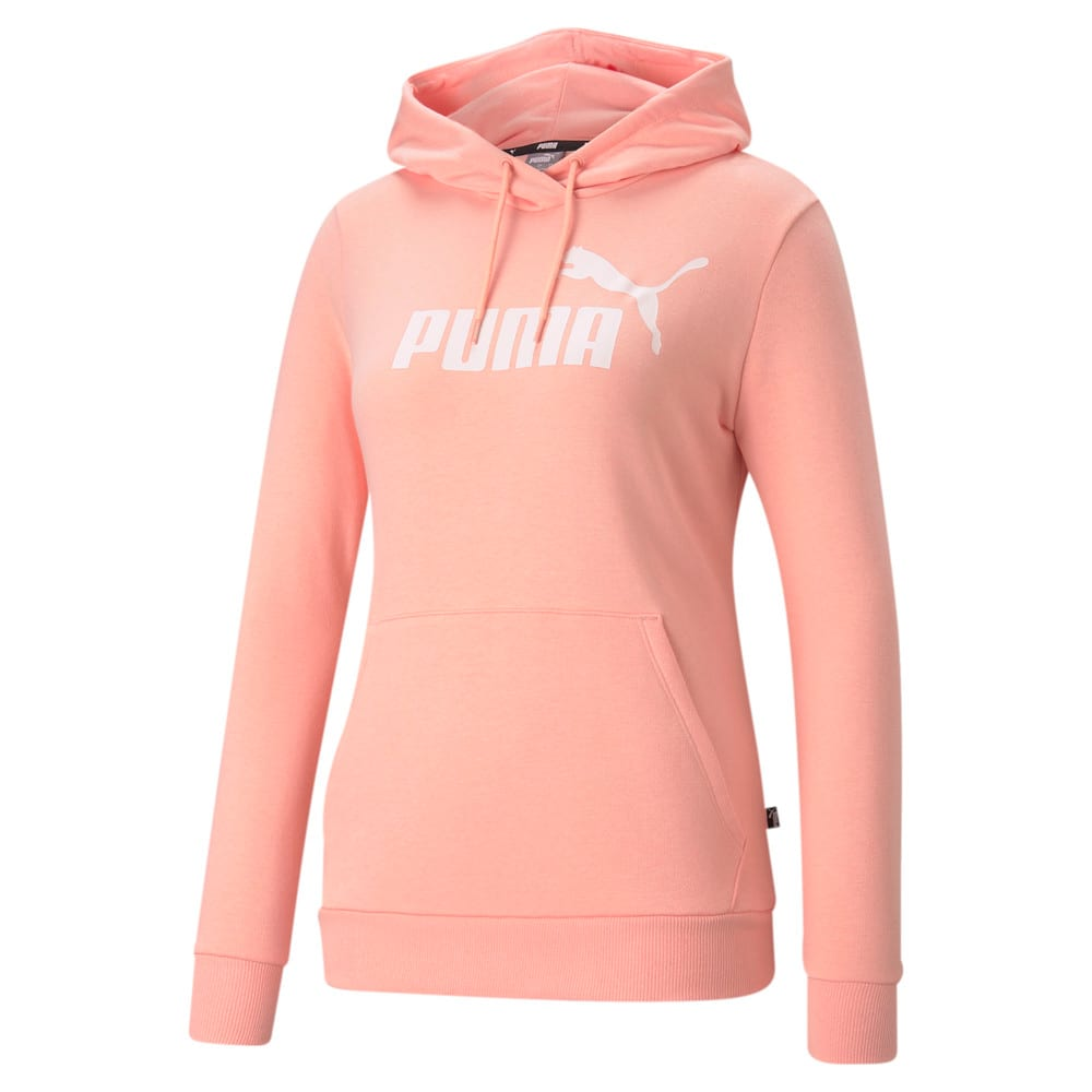 Изображение Puma Толстовка Essentials Big Logo Women's Hoodie #1