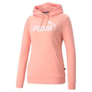 Изображение Puma Толстовка Essentials Big Logo Women's Hoodie