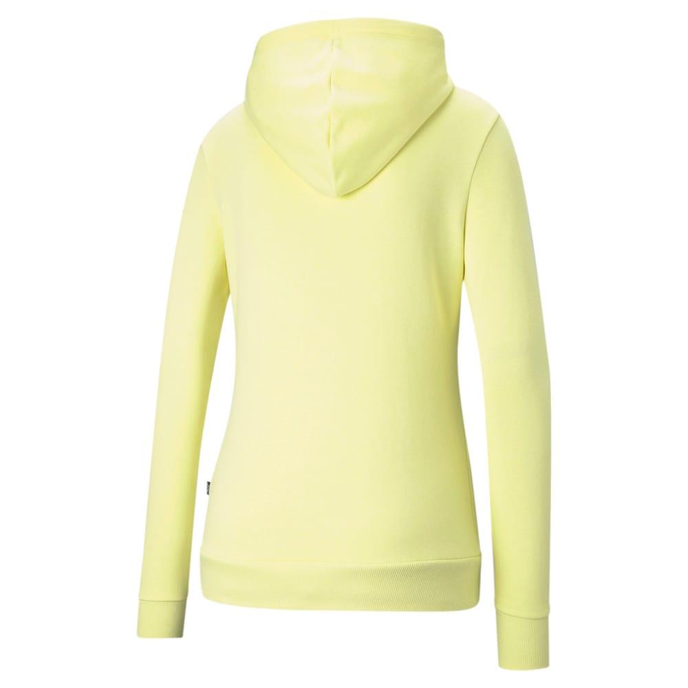 Зображення Puma Толстовка Essentials Big Logo Women's Hoodie #2: Yellow Pear