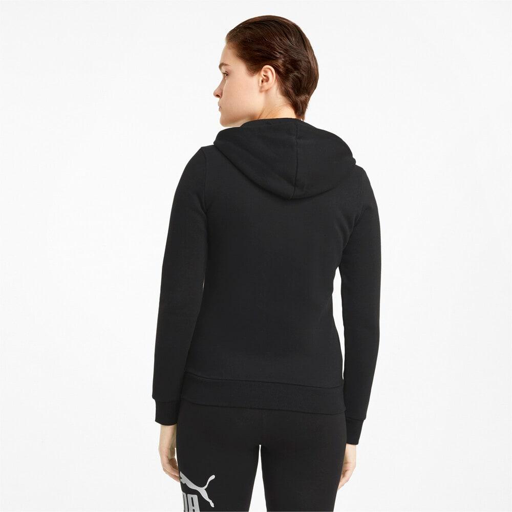 Image Puma Essentials Full-Zip Women's Hoodie #2
