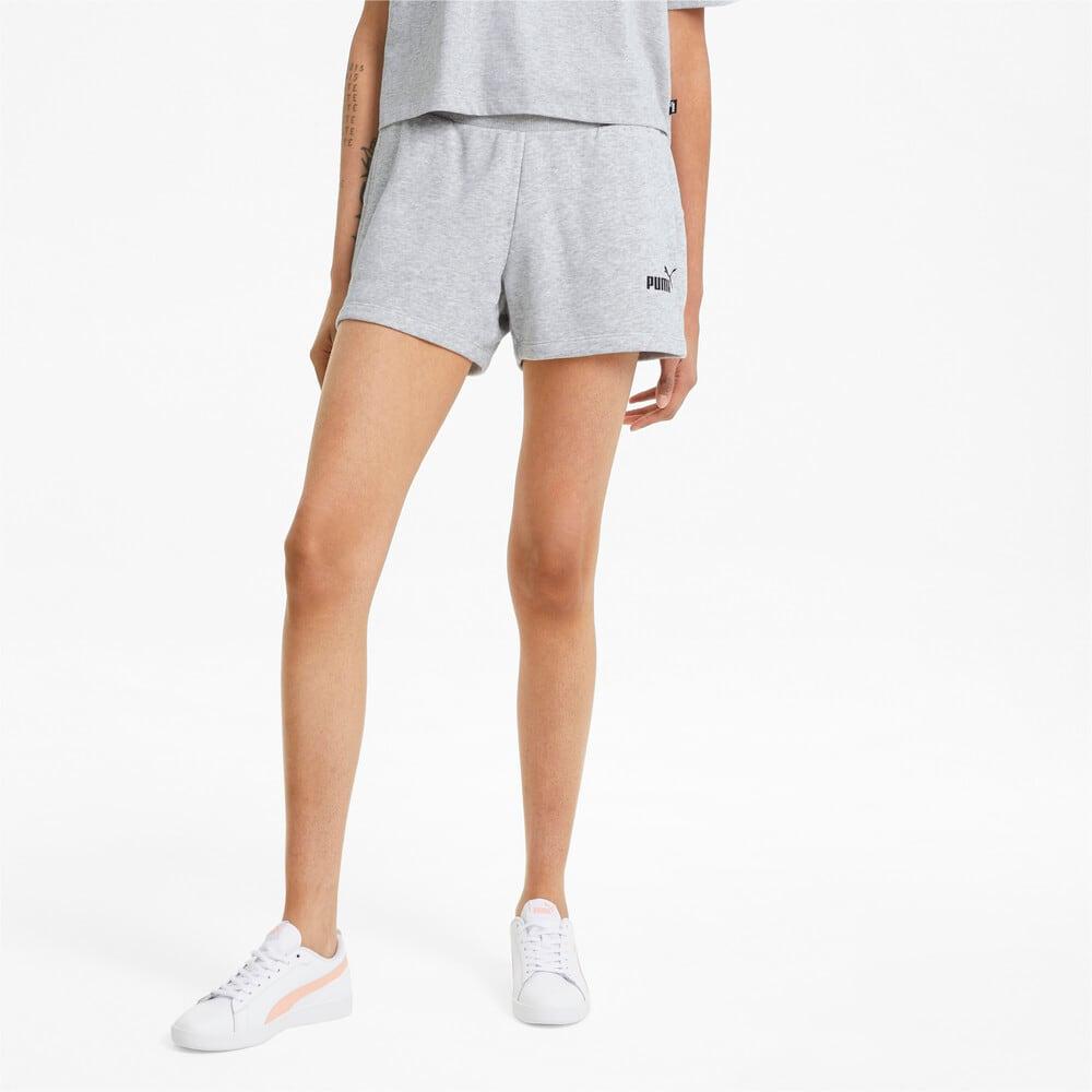 Imagen PUMA Shorts deportivos para mujer Essentials #1