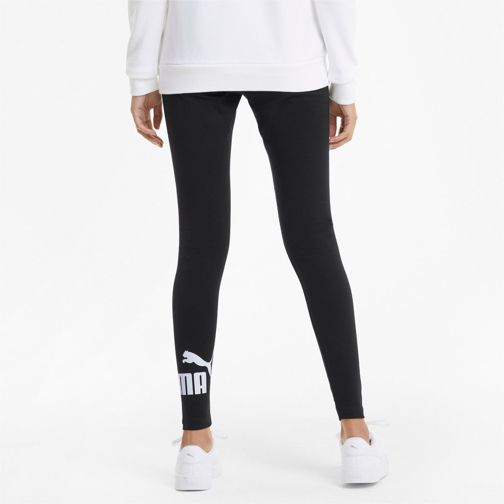 Изображение Puma Леггинсы Essentials Logo Women's Leggings #2