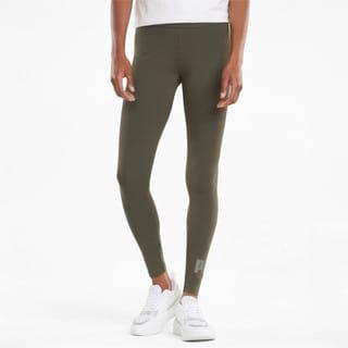 Изображение Puma Леггинсы Essentials Logo Women's Leggings