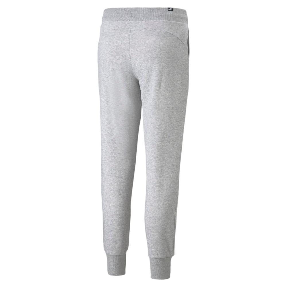 Изображение Puma Штаны Essentials Women's Sweatpants #2: light gray heather
