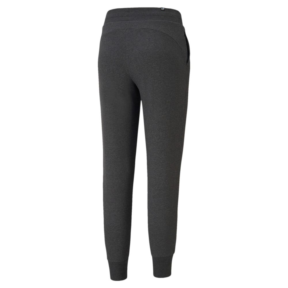 Изображение Puma Штаны Essentials Women's Sweatpants #2: Dark Gray Heather-Cat