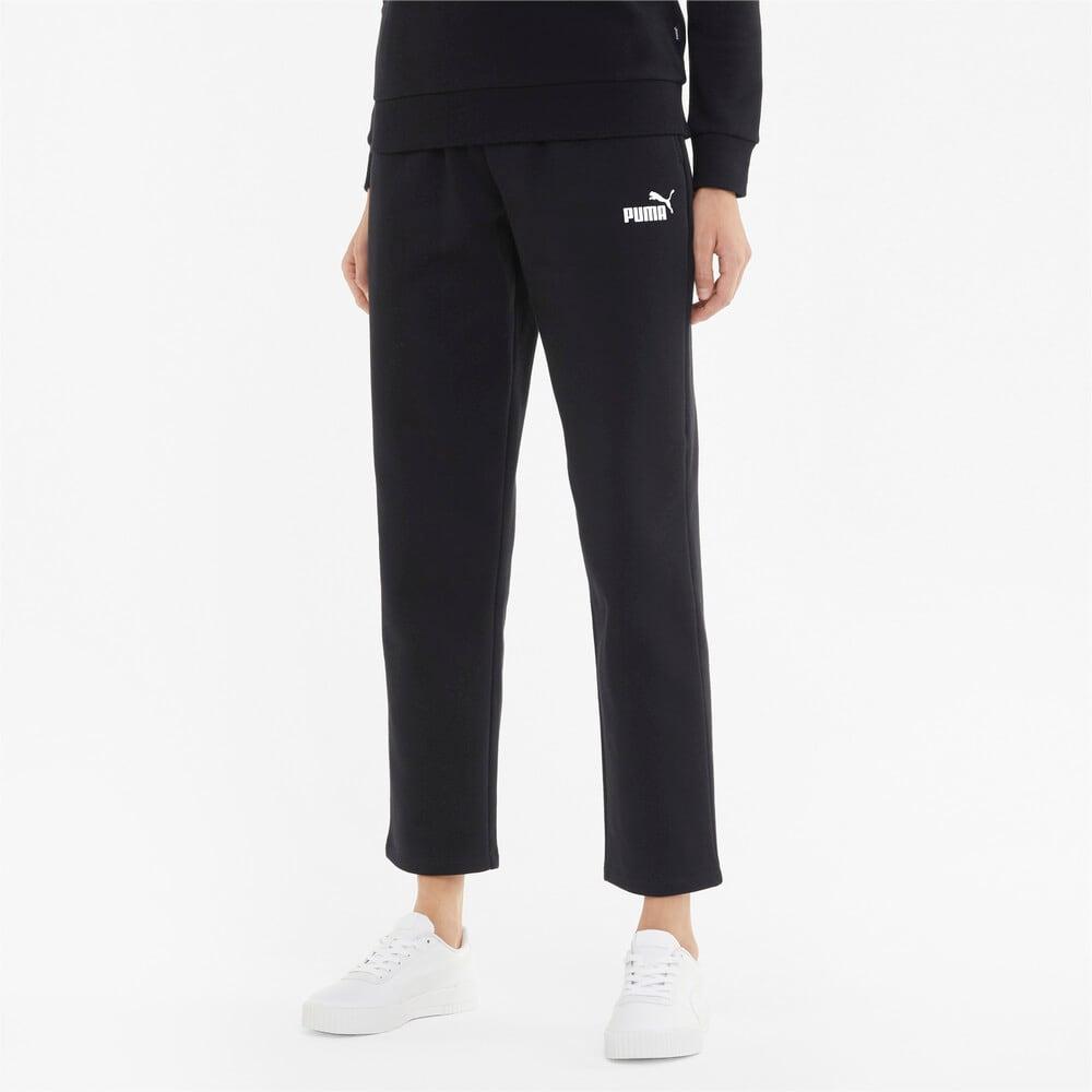 Изображение Puma Штаны Essentials Women's Sweatpants #1: Puma Black