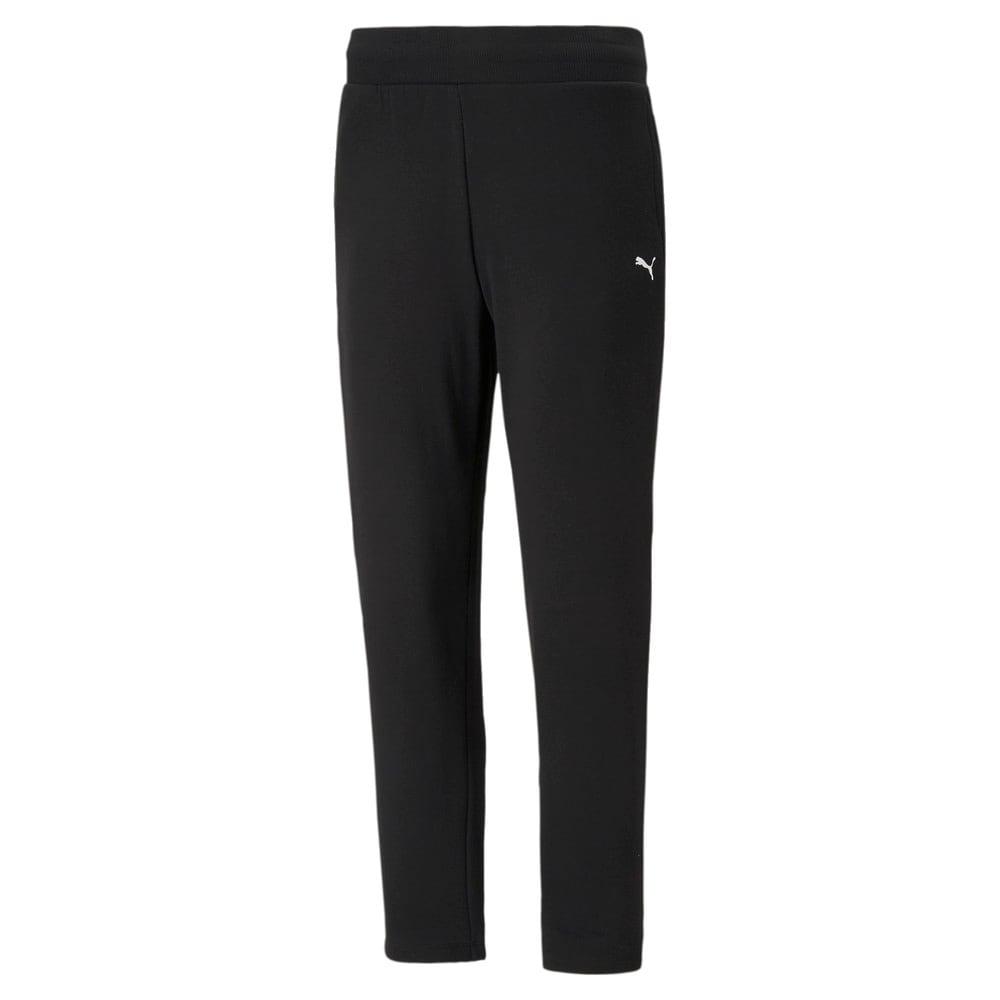 Изображение Puma Штаны Essentials Women's Sweatpants #1: Puma Black-Cat