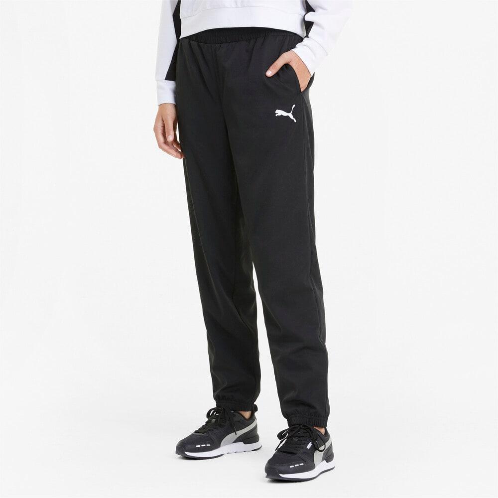 Зображення Puma Штани Active Woven Women's Pants #1: Puma Black