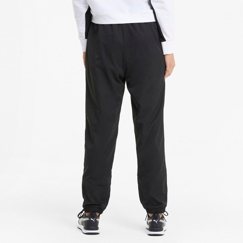 Зображення Puma Штани Active Woven Women's Pants #2: Puma Black