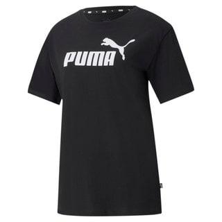 Изображение Puma Футболка Essentials Logo Boyfriend Women's Tee