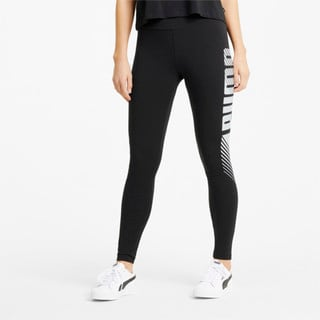 Изображение Puma Леггинсы Essentials Graphic Women's Leggings
