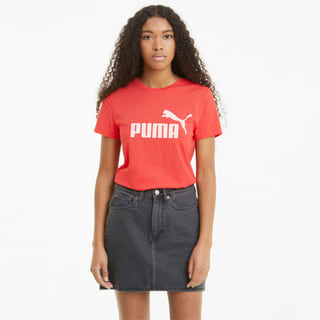 Изображение Puma Футболка Essentials Logo Heather Women's Tee