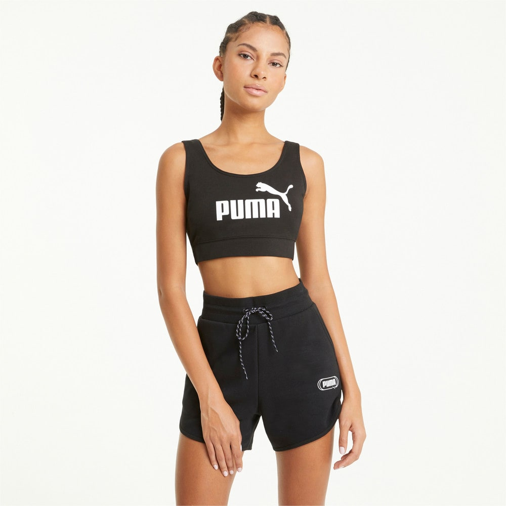 Изображение Puma Бра Essentials Women's Bra Top #1