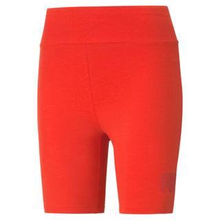 Изображение Puma Леггинсы Essentials Logo Women's Short Leggings