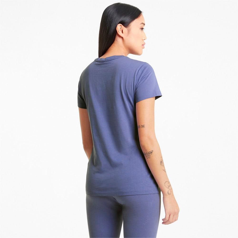 Görüntü Puma ESSENTIALS+ METALLIC Logo Kadın T-shirt #2