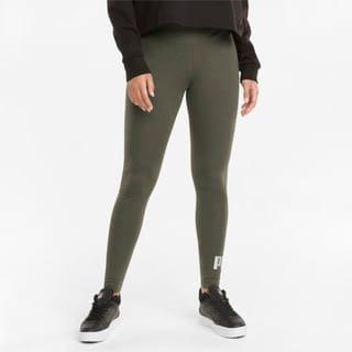 Изображение Puma Леггинсы Essentials+ Metallic Women's Leggings
