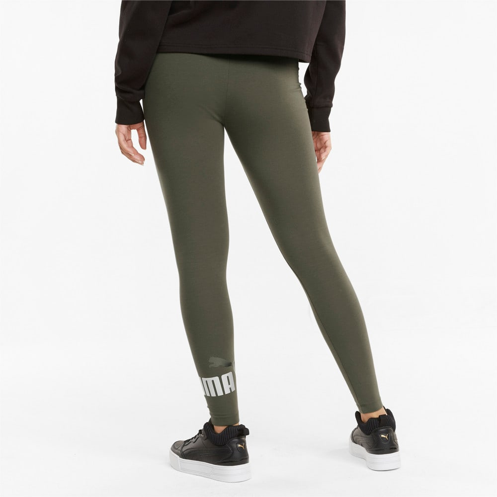 Изображение Puma Леггинсы Essentials+ Metallic Women's Leggings #2