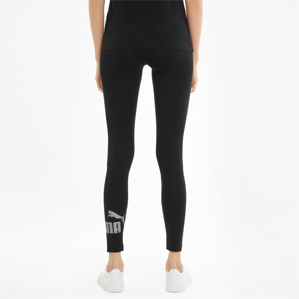 Image PUMA Legging Essentials+ Metallic Feminina #2