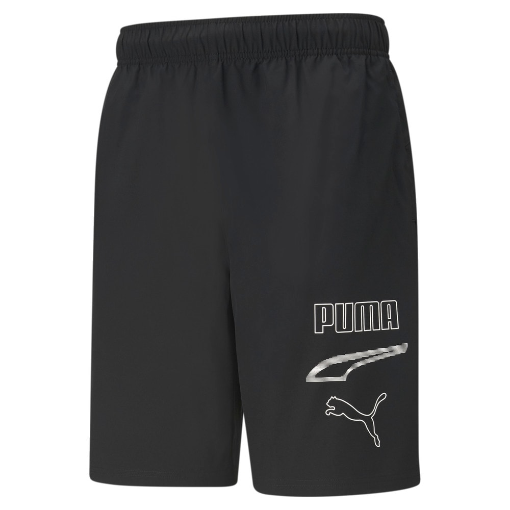 Зображення Puma Шорти Rebel Woven Men's Shorts #1: Puma Black