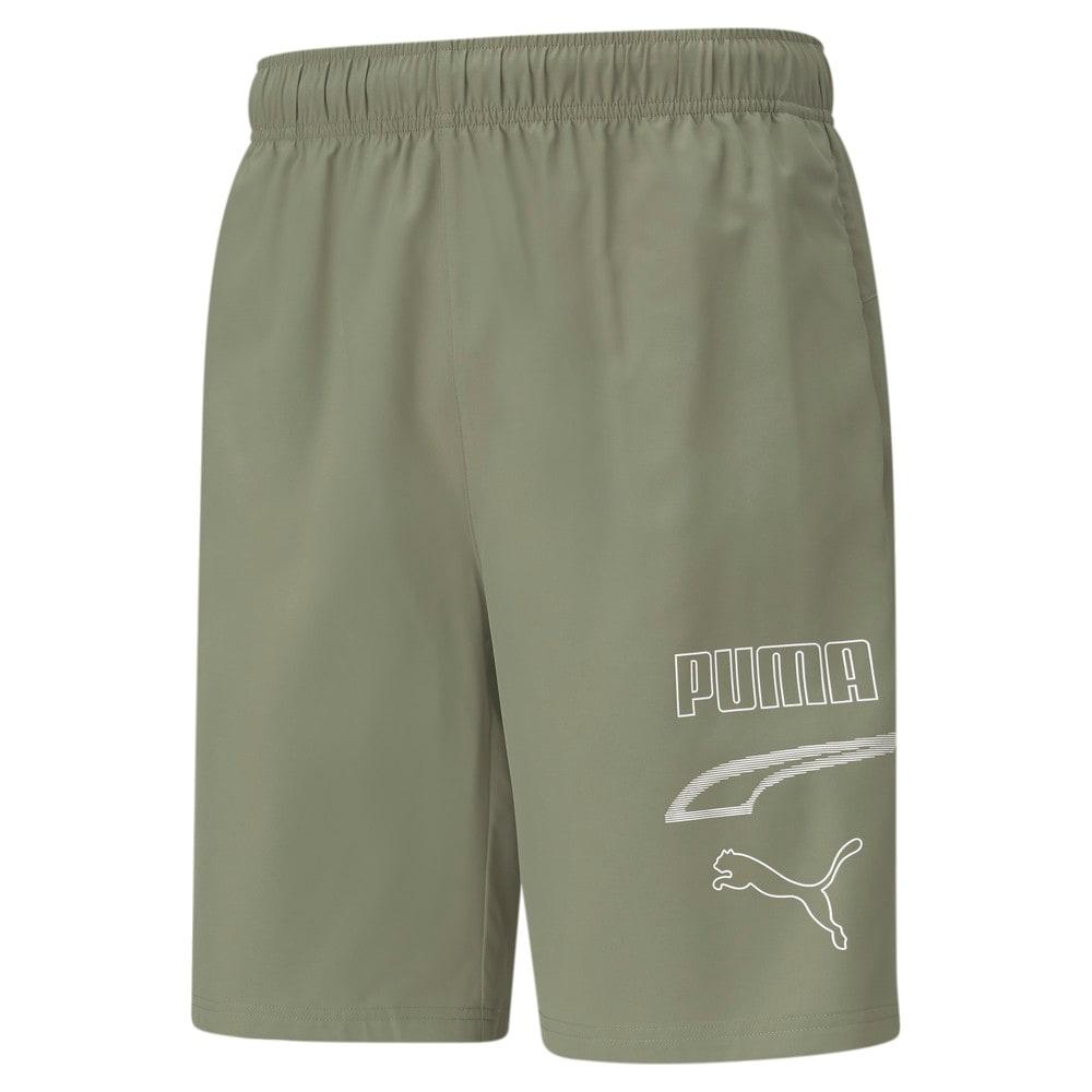 Зображення Puma Шорти Rebel Woven Men's Shorts #1: Vetiver