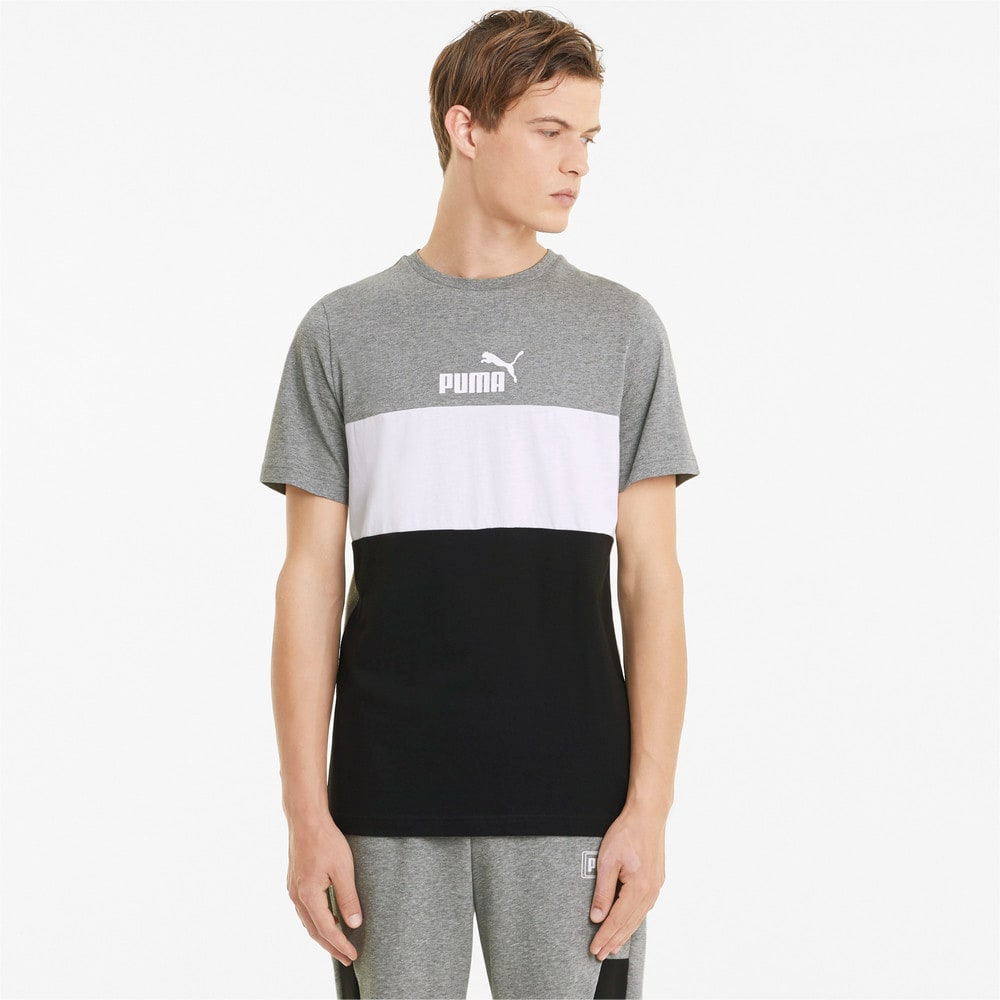Изображение Puma Футболка Essentials+ Men's Tee #1