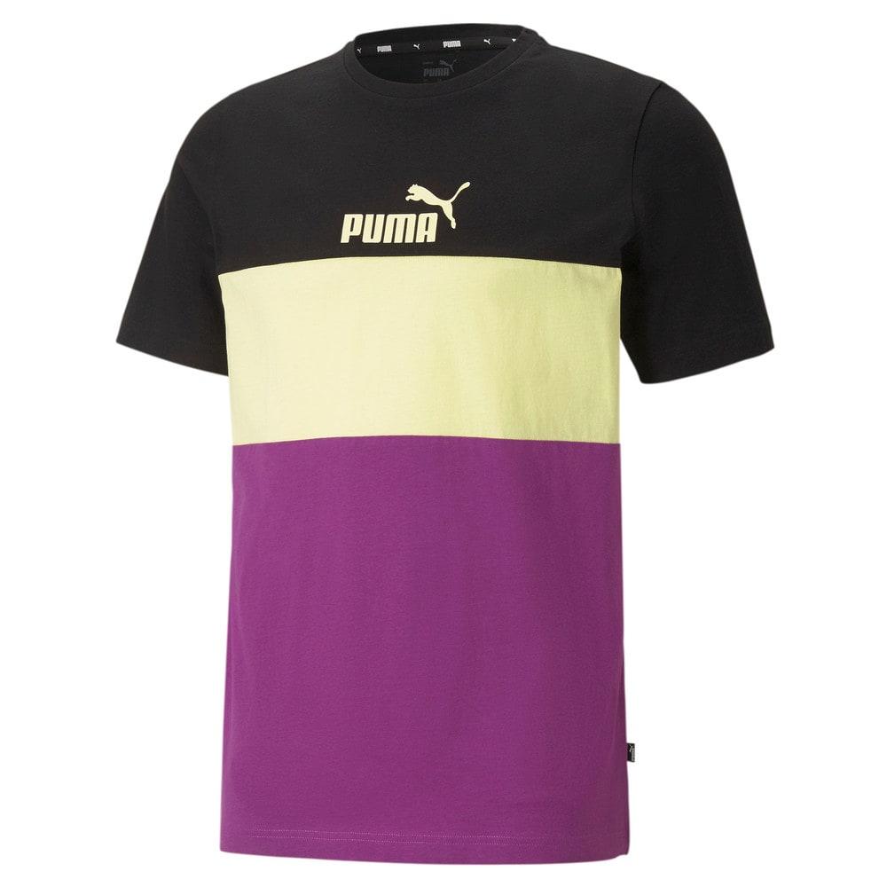 Image PUMA Camiseta Essentials+ Masculina #1