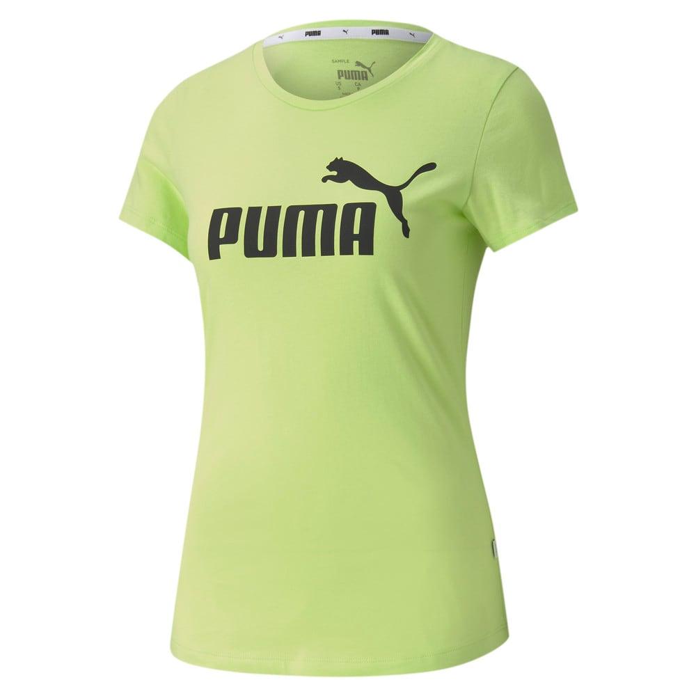 Image Puma Essentials Logo Women's Tee #1