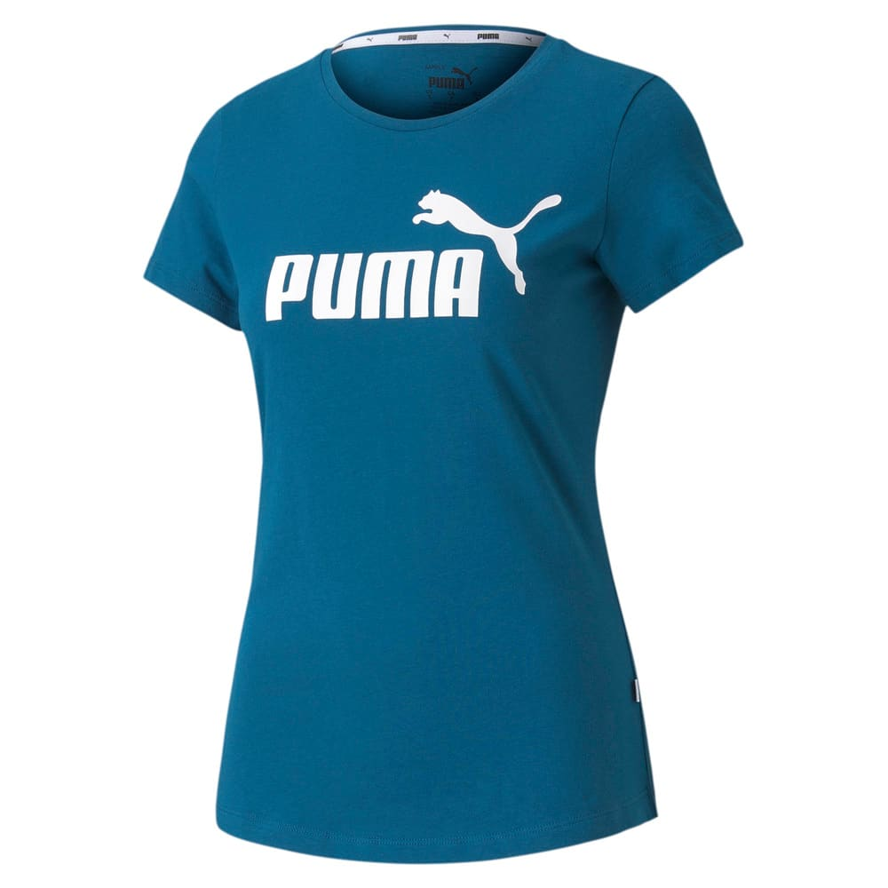 Image Puma Essentials Logo Women's Tee #1