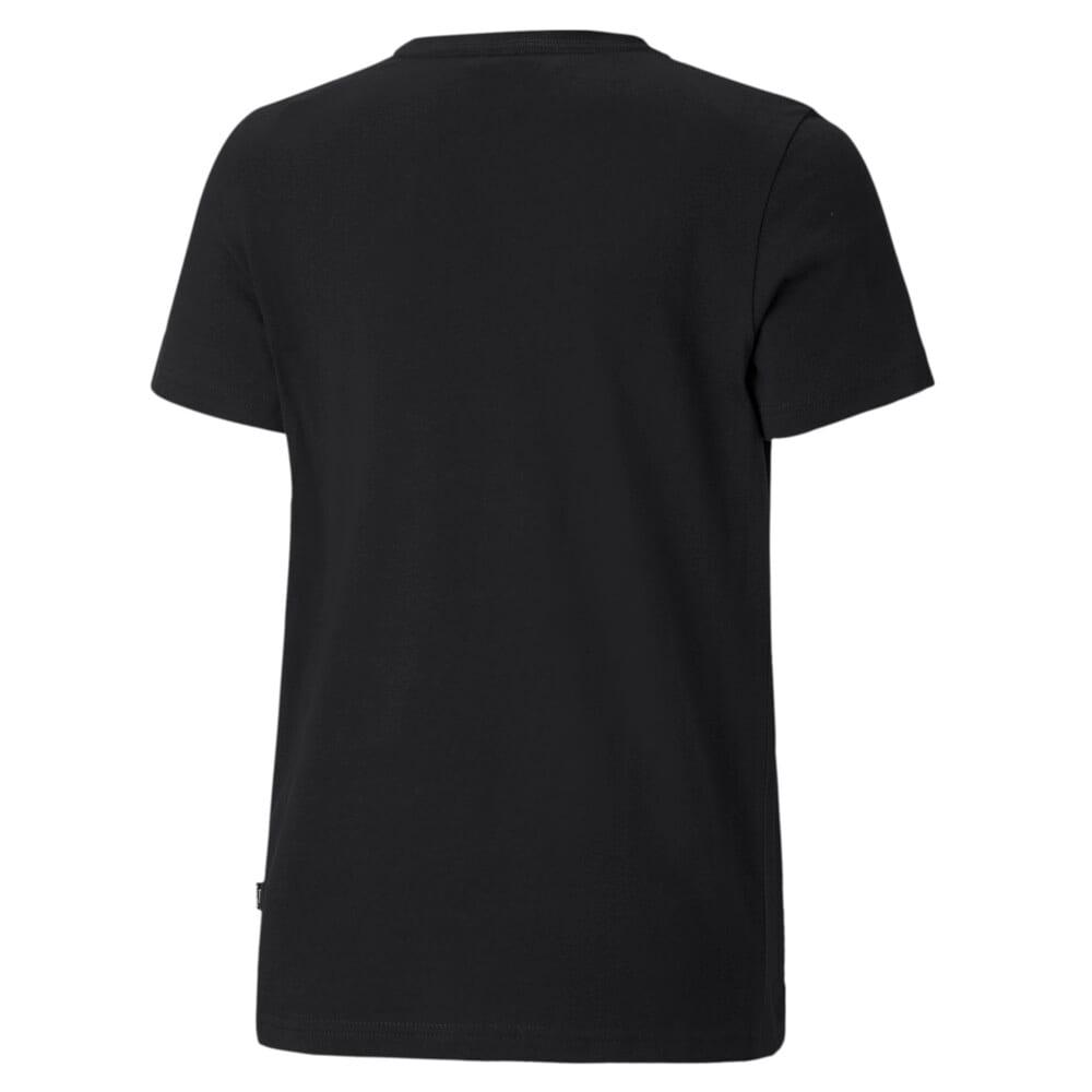 Зображення Puma Дитяча футболка Essentials Logo Youth Tee #2
