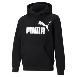 Изображение Puma Детская толстовка Essentials Big Logo Youth Hoodie