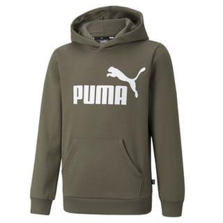 Изображение Puma Детская толстовка Essentials Big Logo Youth Hoodie