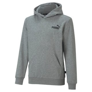 Изображение Puma Детская толстовка Essentials Small Logo Youth Hoodie