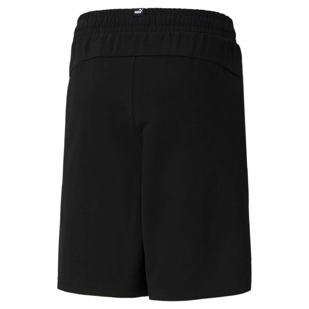 Изображение Puma Детские шорты Essentials Jersey Youth Shorts #2
