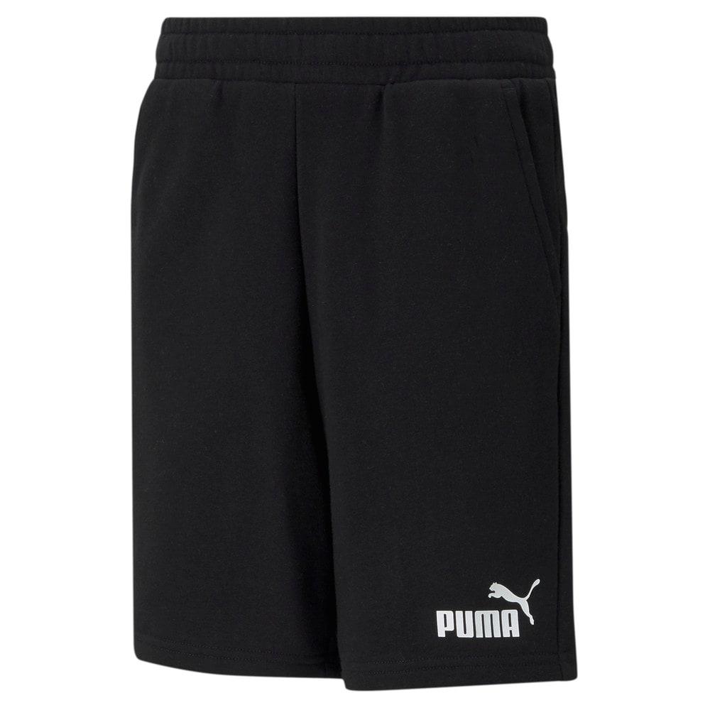 Изображение Puma Детские шорты Essentials Youth Sweat Shorts #1