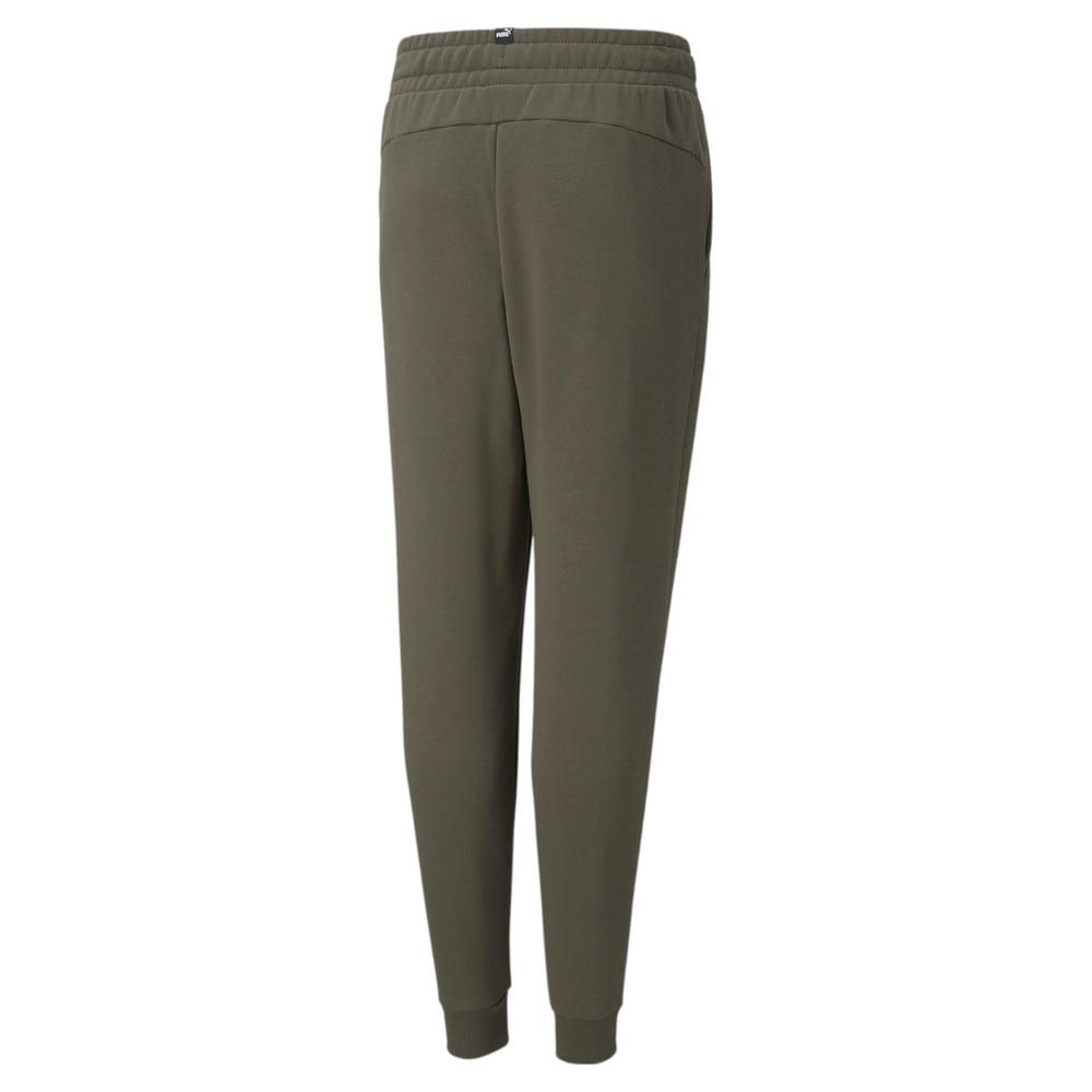 Зображення Puma Дитячі штани Essentials Logo Youth Pants #2: Grape Leaf