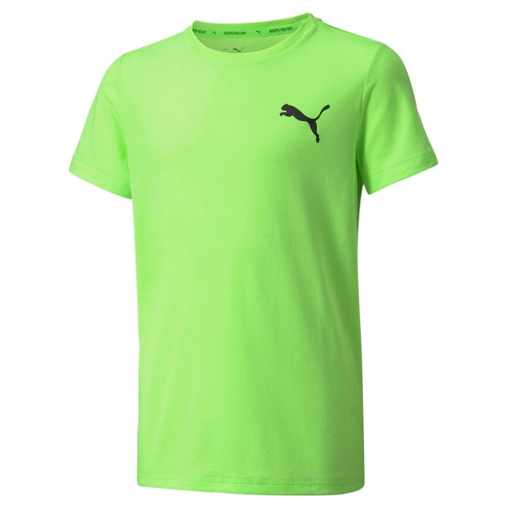 Image PUMA Camiseta Active Small Logo Juvenil #1
