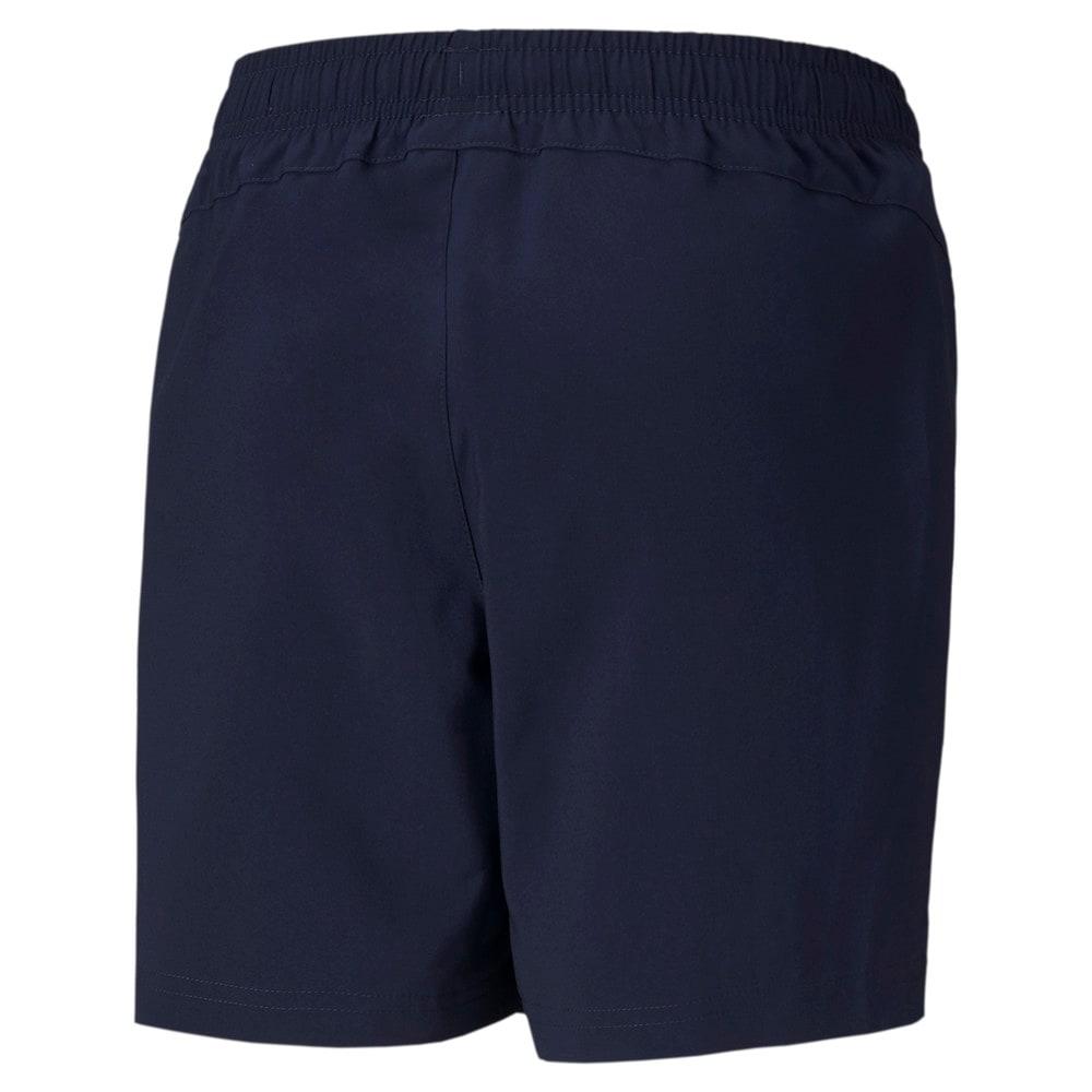 Изображение Puma Детские шорты Active Woven Youth Shorts #2