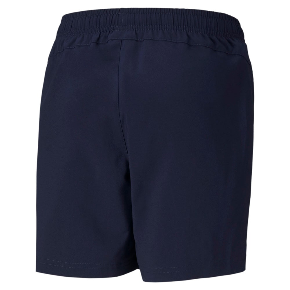 Изображение Puma Детские шорты Active Woven Youth Shorts #2