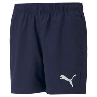 Изображение Puma Детские шорты Active Woven Youth Shorts