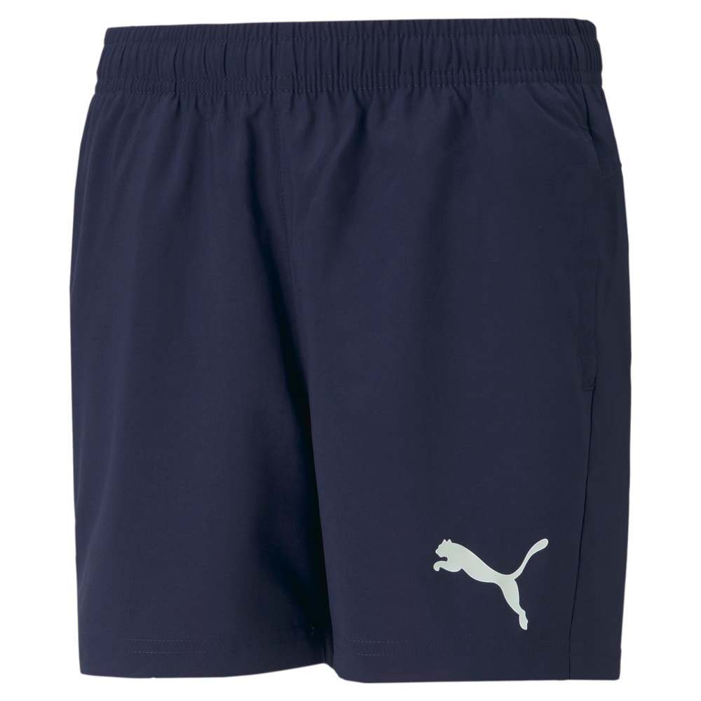 Изображение Puma Детские шорты Active Woven Youth Shorts #1
