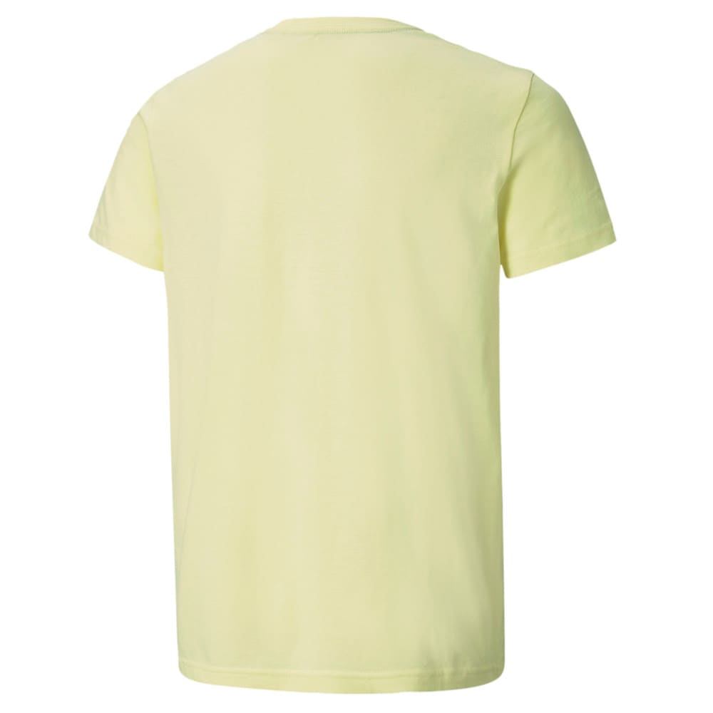 Зображення Puma Дитяча футболка Essentials+ Two-Tone Logo Youth Tee #2