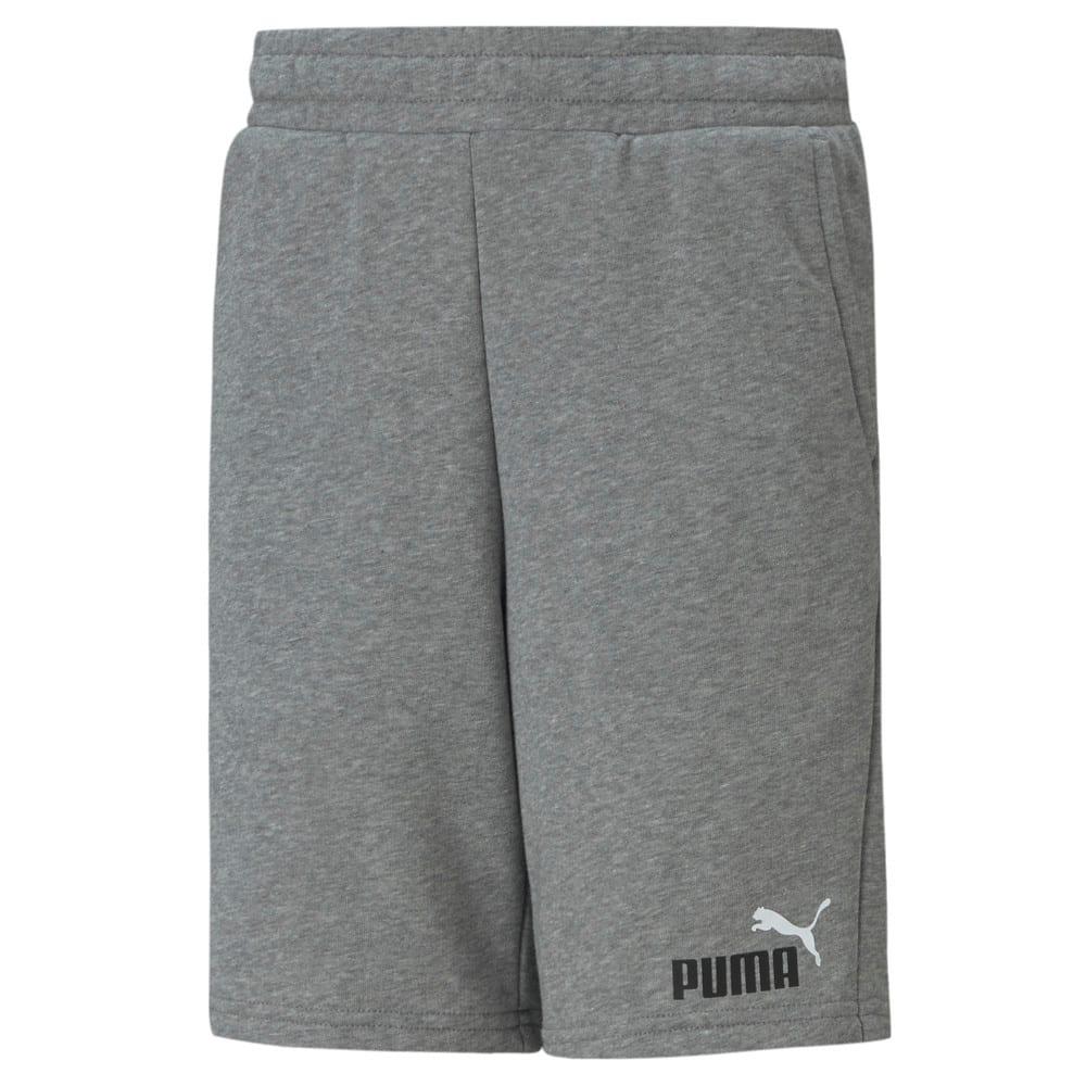 Изображение Puma Детские шорты Essentials+ Two-Tone Youth Shorts #1