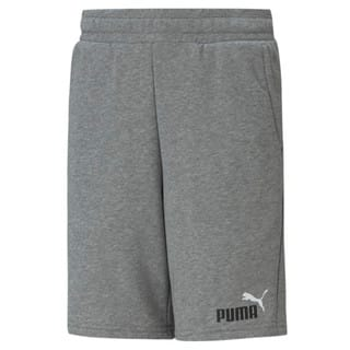Изображение Puma Детские шорты Essentials+ Two-Tone Youth Shorts