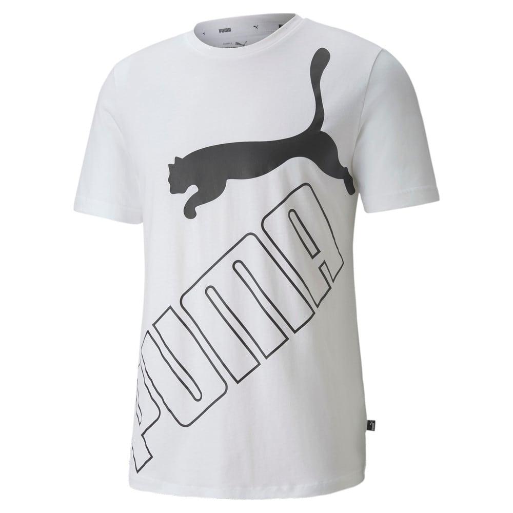 Image Puma Big Logo Men's Tee #1